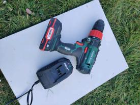 Parkside 20v Combi hammer drill