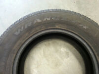 Two Goodyear Wrangler SR-A P275/65/R18 Tires