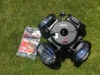 Heatmaster 2kW Halogen Patio Heater / Light