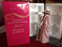 Mrs.Albee 2015 PC award figurine