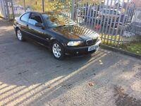 BMW coupe petrol 2002 02 met black 550