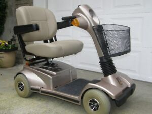 Electric Scooter 4 Wheel