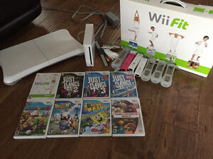 Wii & Wii fit board for sale Kitchener / Waterloo Kitchener Area image 1