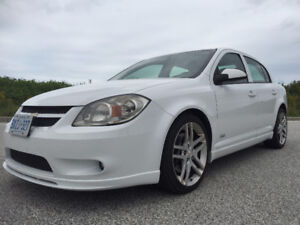 2009 Chevrolet Cobalt SS TC (Turbo) Sedan
