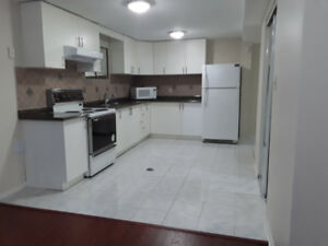 DUFFERIN & CENTRE-THORNHILL/VAUGHAN BASEMENT APARTMENT