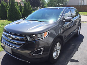 2015 Ford Edge AWD SEL SUV, Crossover