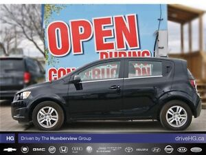 2016 Chevrolet Sonic LT Auto LT Auto|LOW KM|ALLOYS|HEATED SEATS|