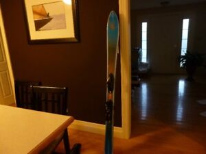 Salomon BBR  170cm all mountain skis