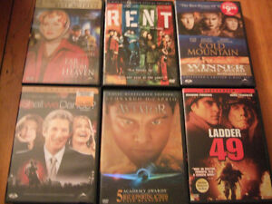 Lots of movies for sale- only $1 each!