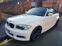 2011 [11] BMW 123D M SPORT AUTOMATIC CONVERTIBLE (LOW RATE FINANCE APPLY ONLINE)