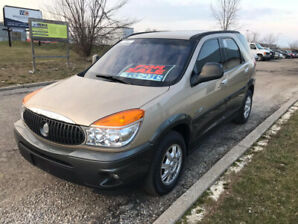 2003 Buick Rendezvous CX - Saftied & Certified
