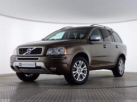 2012 Volvo XC90 2.4 D5 SE Lux Geartronic AWD 5dr