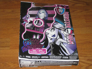 Monster High Doll Spectra Vondergeist New