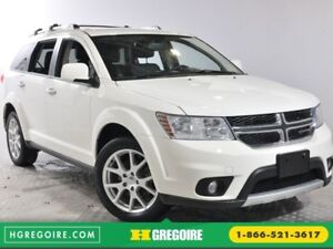 2017 Dodge Journey GT AWD A/C CUIR BLUETOOTH MAGS 7 PASSAGERS