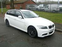 BMW 318 2.0TD Touring 2013MY d Sport Plus