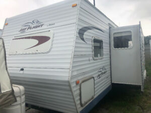 2005 JAYCO JAY FLIGHT 31BHS NICE CLEAN TRAILER