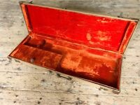Fender Brown Tolex case from the early 1960s Original Vintage !!!