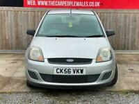 2006 Ford Fiesta 1.4 Style 5dr [Climate] HATCHBACK Petrol Manual