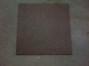 16x16 porcelain exterior tiles made in Italy full set new boxes
