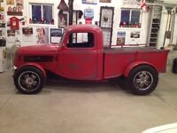 37' ford pickup