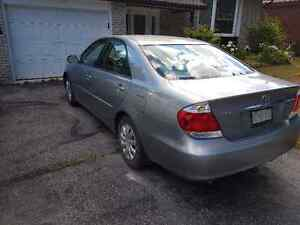 2006 Toyota Camry LE Sedan Peterborough Peterborough Area image 3