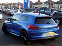 2015 65 VOLKSWAGEN SCIROCCO 2.0 TDI R LINE BLUEMOTION TECHNOLOGY (150) LEATHER