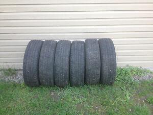 6 Firestone tires for sale excellent condition