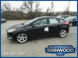 2016 Ford Focus Titanium5-Dr Hatch