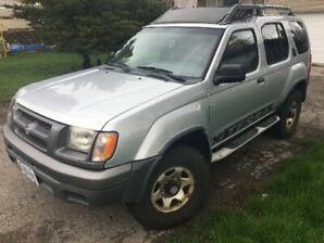 2000 Nissan Xterra for sale $1000 fixer upper/parts/scrap