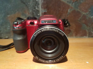 FujiFilm Camera - Finepix S