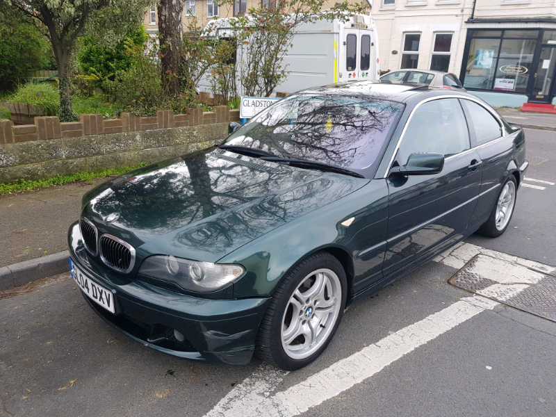 BMW 330cd e46 Coupe diesel Automatic | in Bournemouth, Dorset | Gumtree