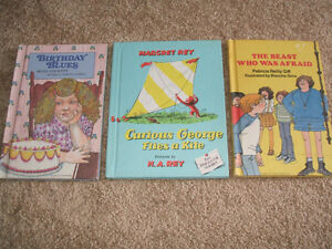 "3 Vintage Hard Cover ""Weekly Reader"" books London Ontario image 1"