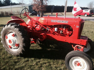 ALLIS CHALMER WD 45 London Ontario image 2