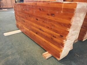 Solid Douglas Fir Countertop / Island Pieces