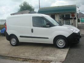 Vauxhall Combo 1.3CDTi 16v ( 90PS ) L1H1 Combo 2000 NO VAT