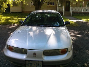 Saturn SL2 - Great engine, good parts car 300 OBO