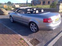 Audi s4 cabriolet 4.2 Quattro