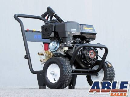 HIGH PRESSURE WASHER CLEANER PETROL 4000PSI PULL START HM4000G Welshpool Canning Area Preview