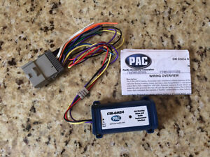 PAC C2R-GM24 GM Chime Data-Bus Interface for Chevy Pontiac