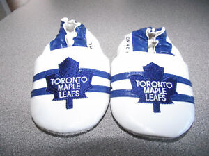 Toronto Maple Leafs Baby Shoes