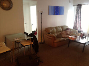 3 1/2 Apartment lease transfer as of May