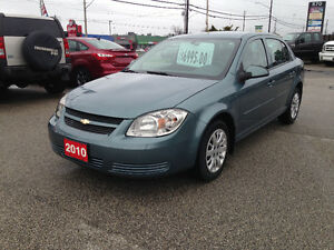 2010 Chevrolet cobalt * Low kms * IMMACULATE CONDITION