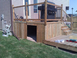Decks, Fences and more! Competitive Rates!