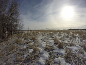 82 ACRES WITH PUMP JACK ON LAND! JUST 10 MINUTES FROM EDMONTON!