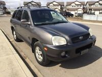 2003 Hyundai Santa Fe ALL WHEEL DRIVE