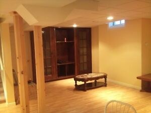 $800 Basement Apartment For Rent (James Snow and Main St.)