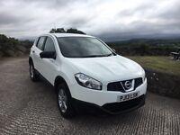 2013 Nissan Qashqai 1.5 Dci VISIA. Finance Available