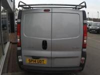 2014 Renault TRAFIC LL29 DCI LWB 115ps VAN *LOW MILES* Manual Medium Van