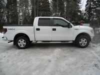 REDUCED!!! 2010 Ford F-150 SuperCrew XLT  4X4