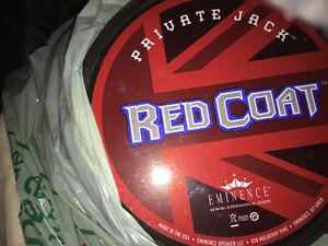 Red Coat Private Jacks